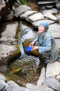 자연친화적 건강법 '산야초 효소' 전도사 이야기