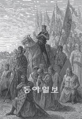 [인문사회]神의 군대, 시간의 벽을 뚫고 나오다