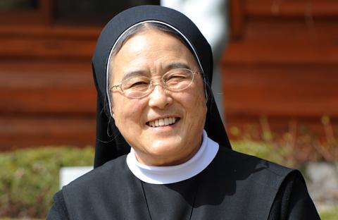 [조선일보]이해인 수녀