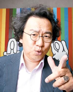 [저자와의 대화]  `노는만큼 성공한다` 재출간한 김정운 교수