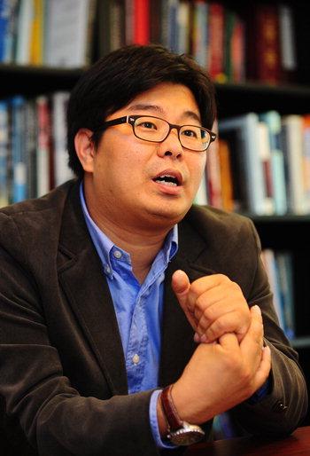 [한국의 파워라이터]정재승 KAIST 교수