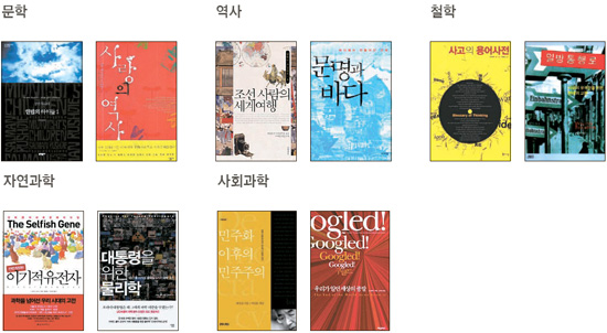 [BOOK] 이 10권의 책 … 내가 선택한 책이 내 생각을 만든다