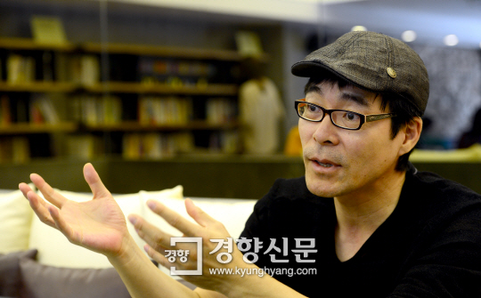 [한국의 파워라이터]'지중해 태양의 요리사' 저자 박찬일 셰프