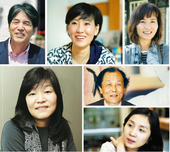 '거인'들의 귀환…한국소설 바람 분다