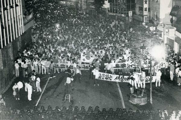 [책과 삶]산업·민주화세력 분투와 경쟁, 대한민국 55년